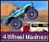 4 Wheel Madness - Play at Kids' Game House!