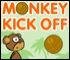 Monkey Kick Off - Play at Kids' Game House!
