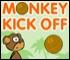 Monkey Kick Off - Play at Kids' Game House!